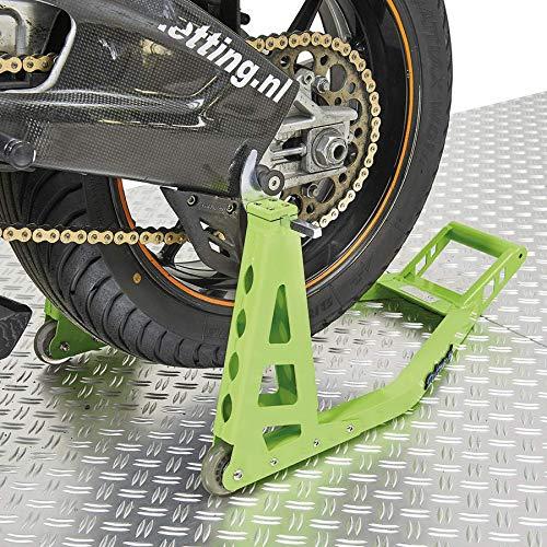 Motorradst/änder MotoGP f/ür Hinterr/äder Kawasaki Gr/ün