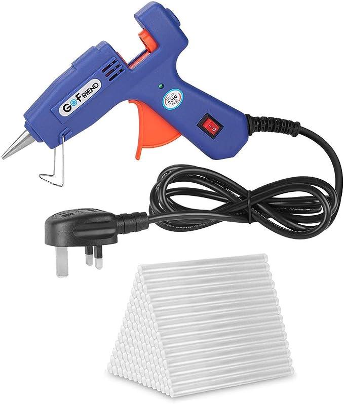 GOFriend 20-Watt Electric Glue Gun - Best for Minor Crafts
