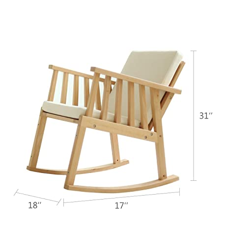 Miraculous Yn Wood Baby Wood Rocking Cradle Indoor Multifuntional Gliding Bassinet Rocking Chairs For Onthecornerstone Fun Painted Chair Ideas Images Onthecornerstoneorg