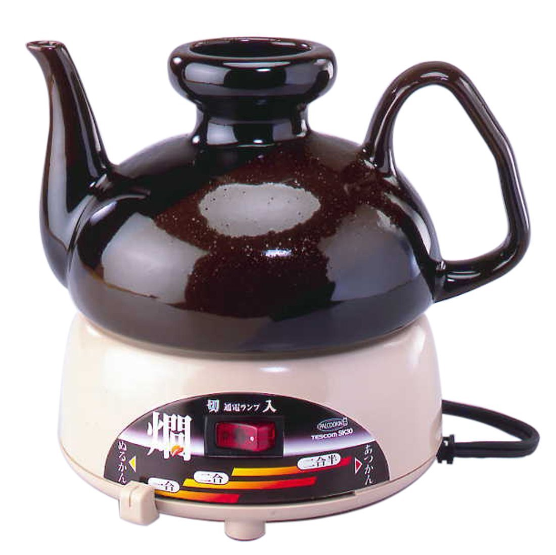 TESCOM Electric Hot Sake Maker