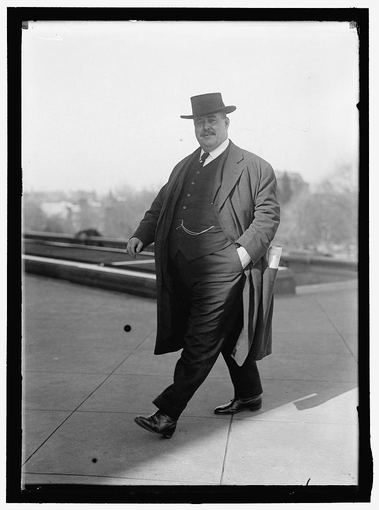 Vintography Reproduced 4 x 5 Photo of: Flynn, William J. Chief, U.S. Secret Service 1914 Harris & Ewing a74