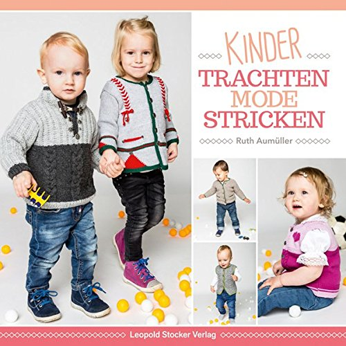 Kindertrachtenmode stricken