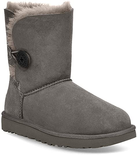UGG Damen Bailey Button Ii Che Schneestiefel