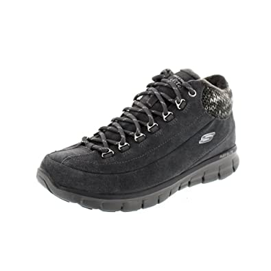 d404988f493f Skechers Women s Lace-Ups Synergy - Arctic Winter 11970 CHAR gray ...
