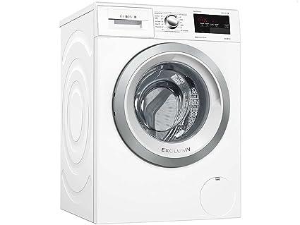 Bosch serie wat waschmaschine freistehend frontlader