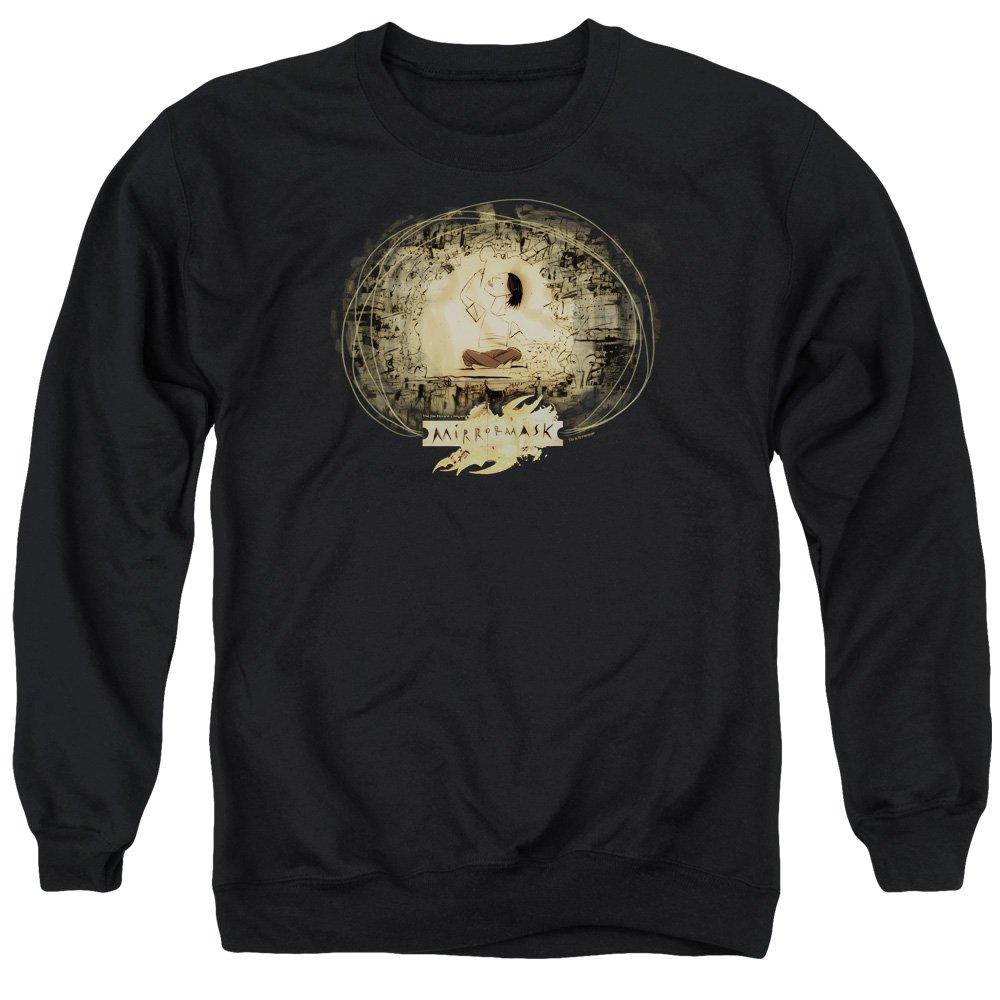 Mirrormask Mens Sketch Sweater