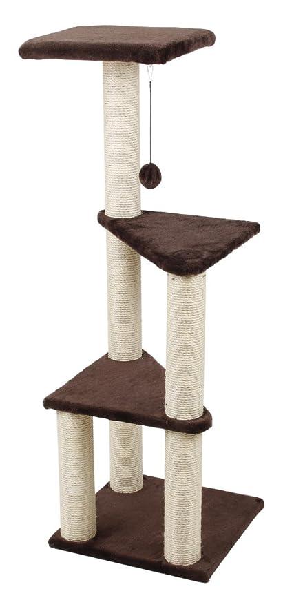 Amazon.com: Cat Craft 3-story Lookout Pet Toy: Mascotas