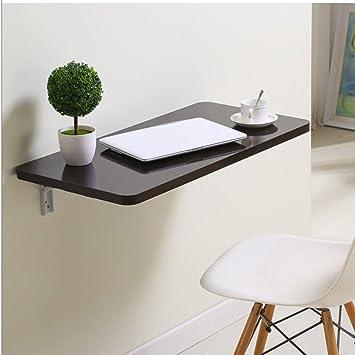 Table D Murale Clever Lin Bureau Pliante Mur Suspendue HEWYD29I