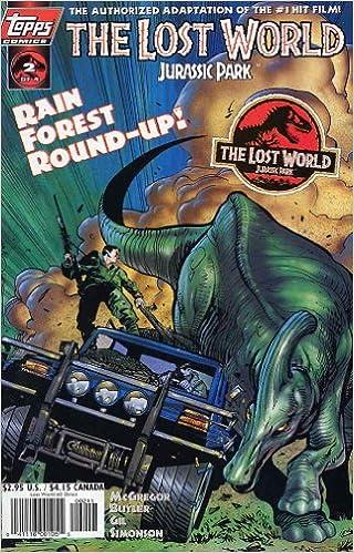 Lost World Jurassic Park 1997 2 Amazon Com Books