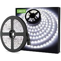 LE 5M Koud Wit LED-Strookset,12V LED-Stroken, Zelfklevende LED-Stroken, Flexibele LED-Strook, LED-Strook, LED…