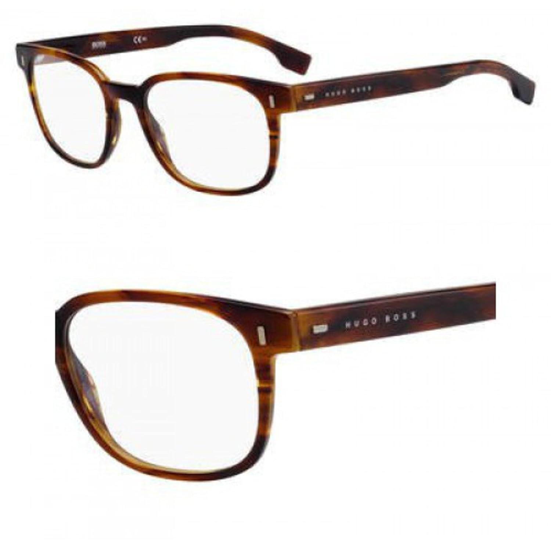 Eyeglasses Boss Black 958 0EX4 Brown Horn BOSS 0958