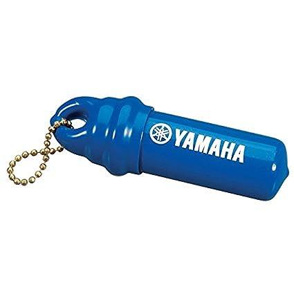 Amazon.com: Yamaha MAR-KEYCH-AI-NB cadena de llave, azul ...