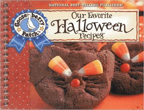 Our Favorite Halloween Recipes Cookbook Jack O Lanterns Hayrides