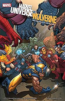 Marvel Universe vs. Wolverine: 1-4 by [Maberry, Jonathan]