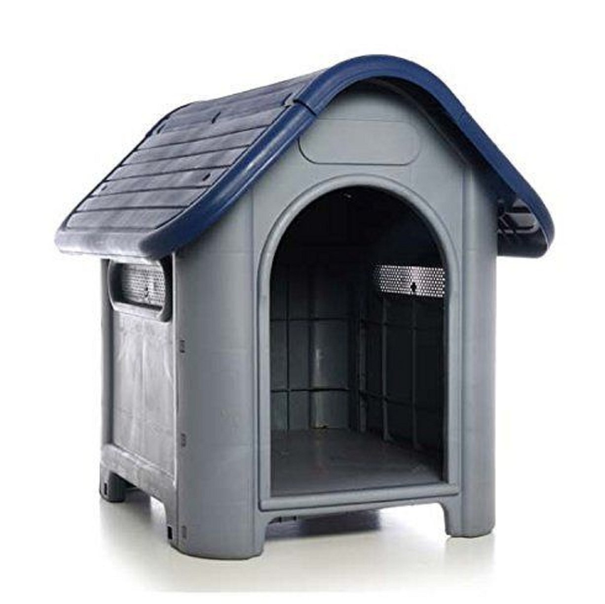 Outdoor Dog House Small Large Small to Medium Pet All Weather Doghouse Puppy Shelter NIB