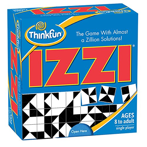 Review Think Fun Izzi Puzzle