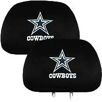 98d588c3b6a Official National Football League Fan Shop Authentic NFL Headrest Cover  (Dallas Cowboys)