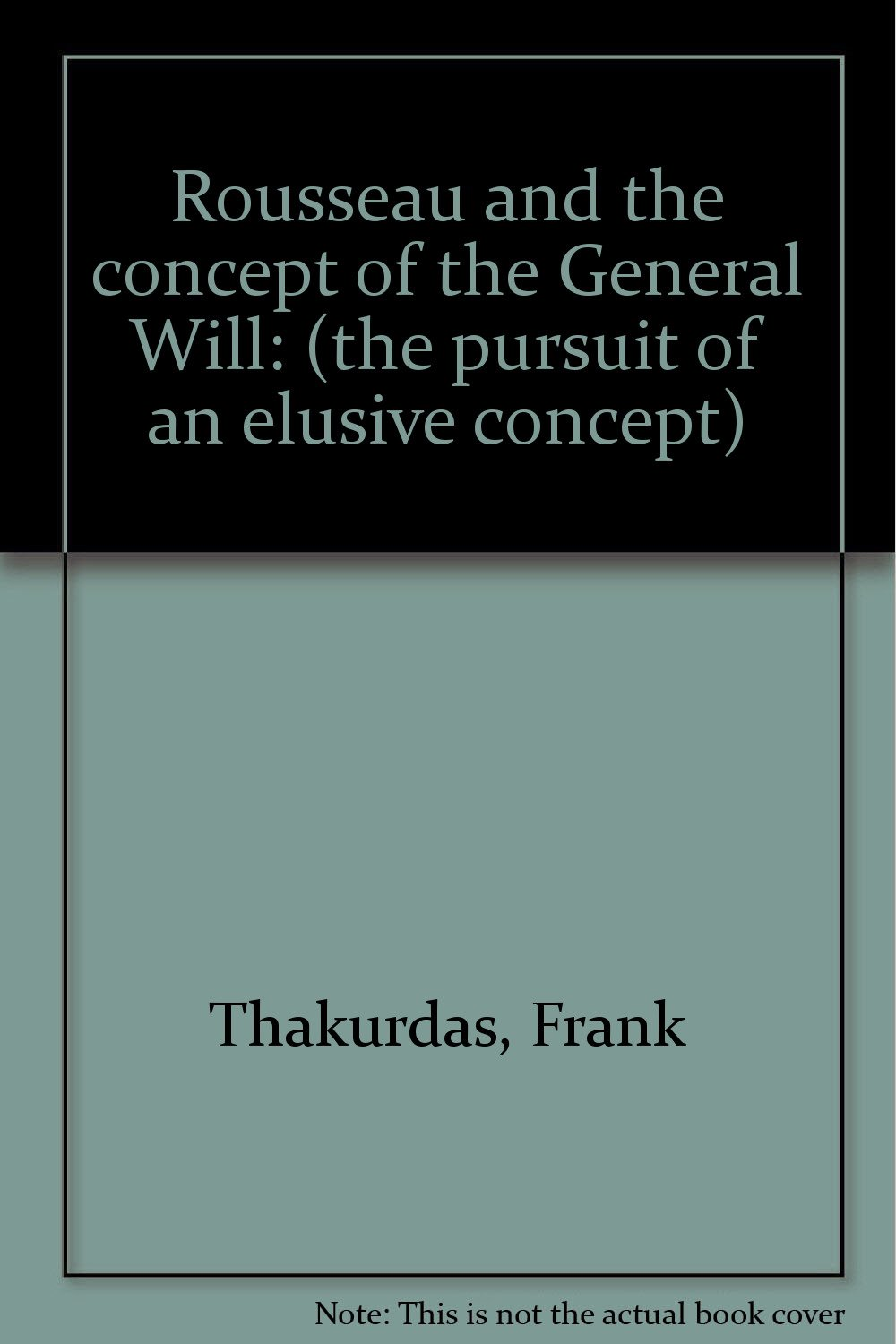 concept of general will