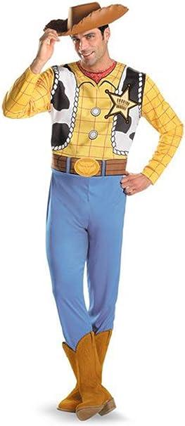 Disney Disfraz de Hombre Pixar Toy Story y más allá de Woody ...