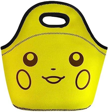 Romantiass Smiley Expression Imprimer Lunch Bag Pour Les Enfants