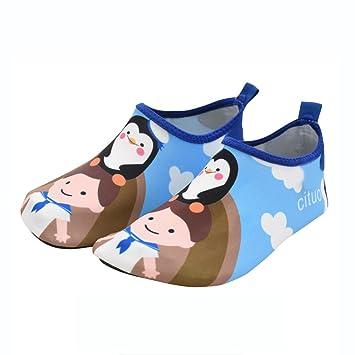 Jungen Schnell Strand Schwimmbad Socken Kinder Trocken