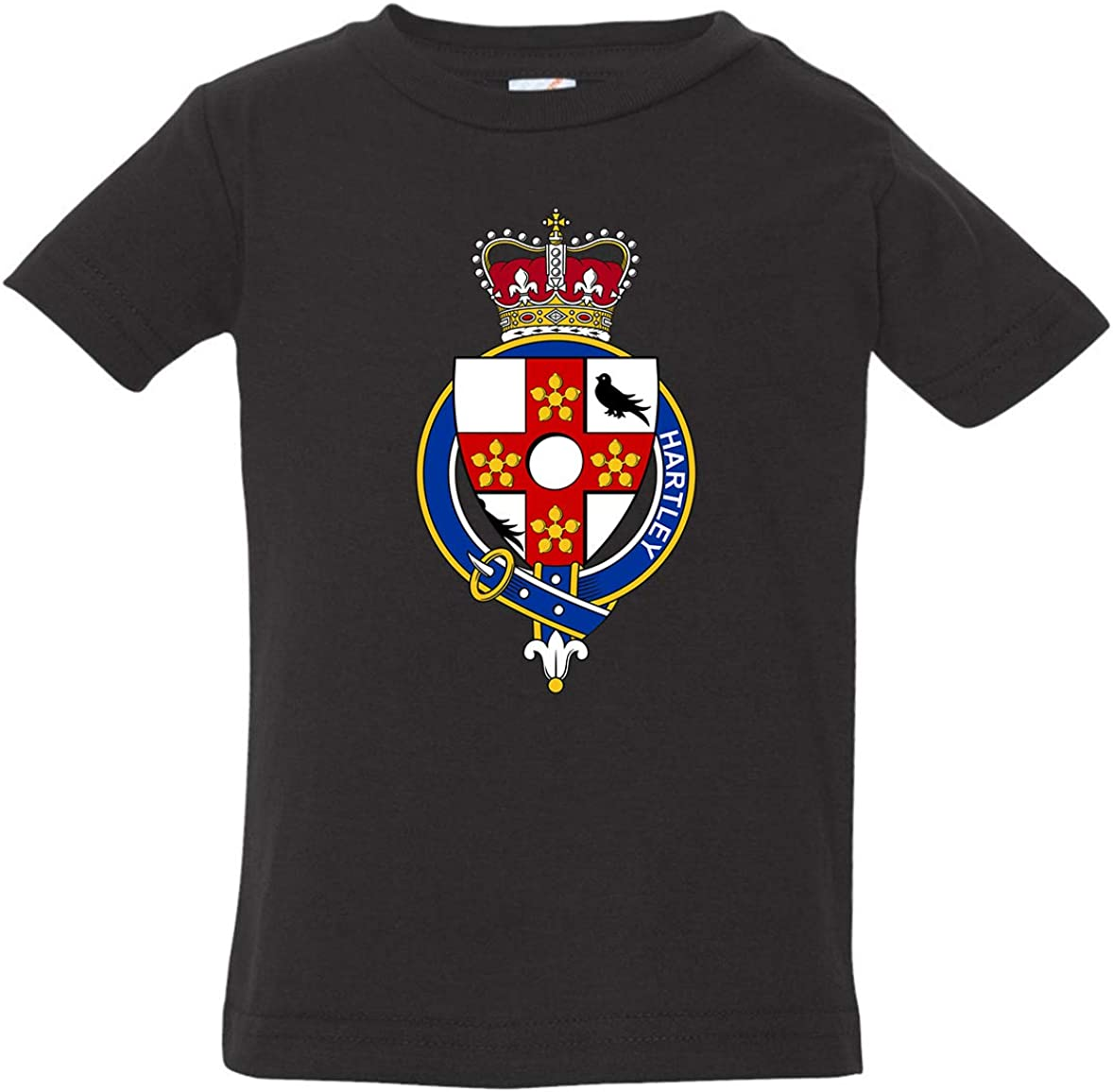Tenacitee Babys English Garter Family Hartley Shirt