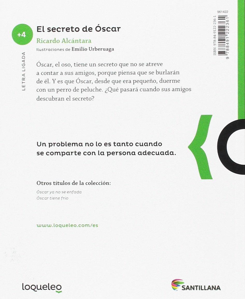 El secreto de Óscar: Amazon.es: Ricardo Alcantara, Emilio Urberuaga: Libros
