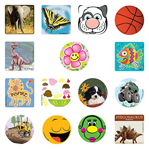 30 Unit Sticker Sampler - 2900 per Unit by SmileMakers