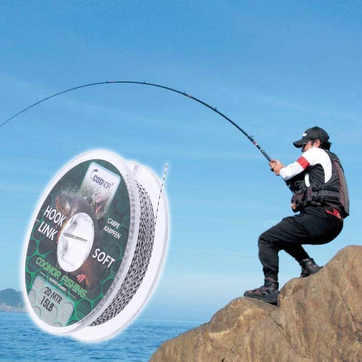 Vosarea l/ínea de Pesca Trenzado 20/m l/ínea de Pesca Trenzada