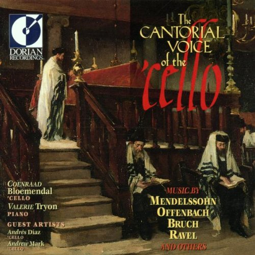 Music : The Cantorial Voice Of The 'Cello