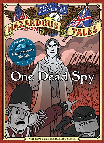 Nathan Hale's Hazardous Tales: One Dead Spy by Amulet Books (Image #3)