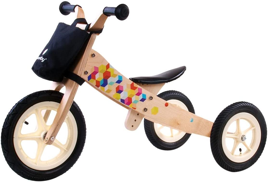 Triciclo Infantil Niña Chico Twist Cubic Transformable en ...