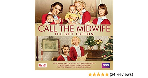 various call the midwife the gift edition amazoncom music - The Christmas Gift Movie Cast