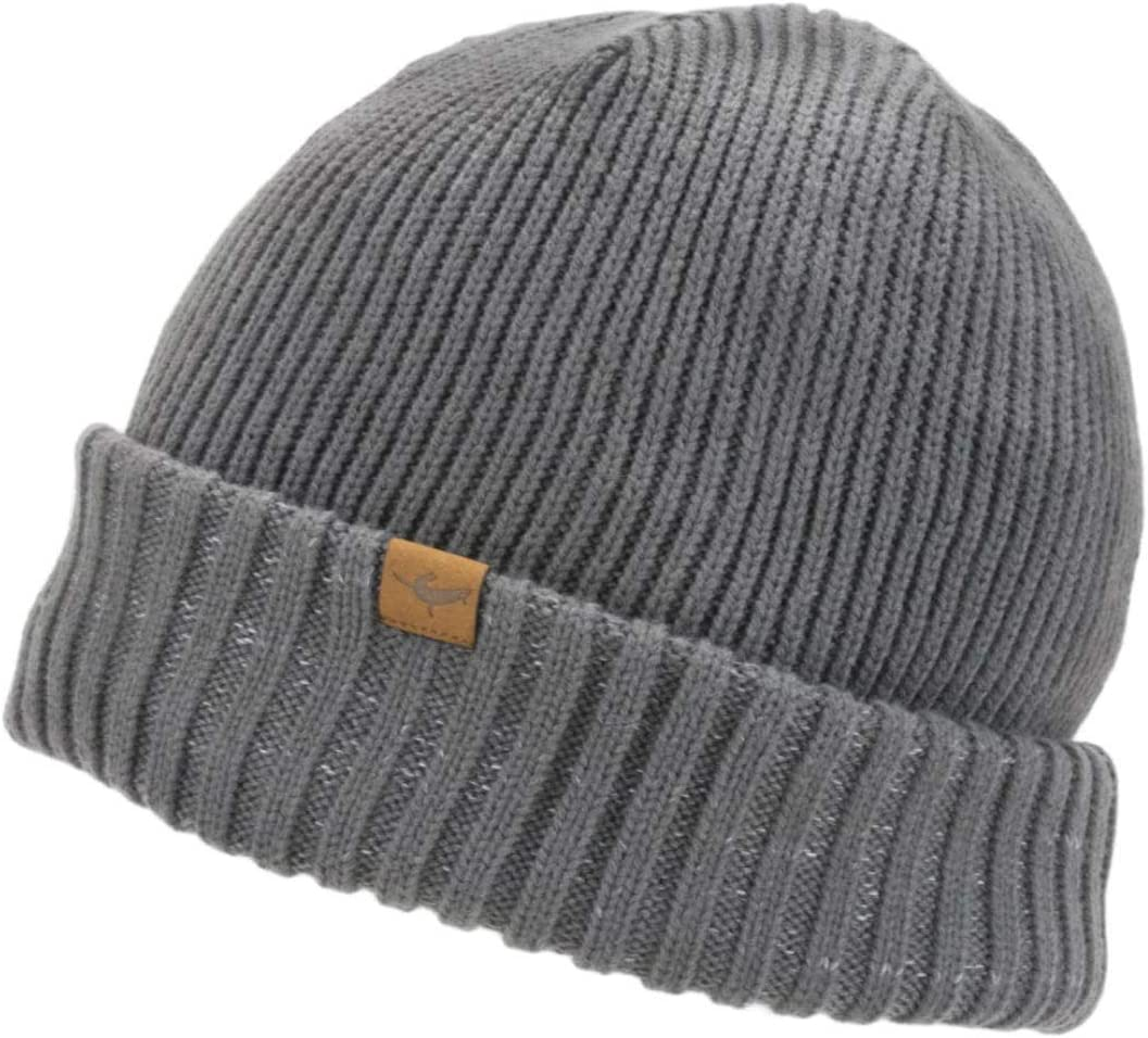 SealSkinz Roll Cuff Unisex Waterproof Beanie Hat