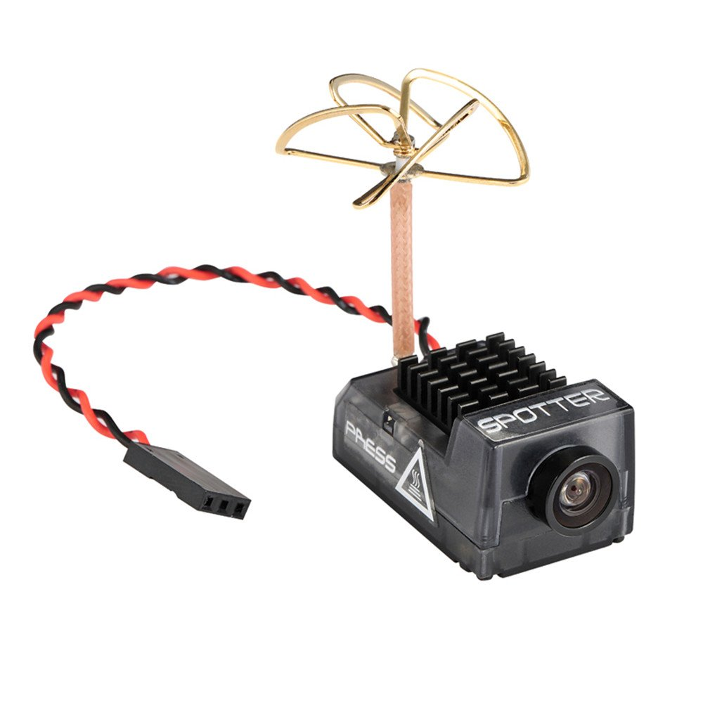 Spotter V2 Micro Fpv Aio Camera 58g With Osd Integrated Wiring Diagrams Page 8 Micfov170 Degree 700tvl Video Transmitter 40ch 20mw200mw Adjustable Vtx For Mini