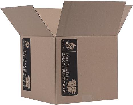 Amazon.com: Caja corrugada para guardarropa Duck Brand ...