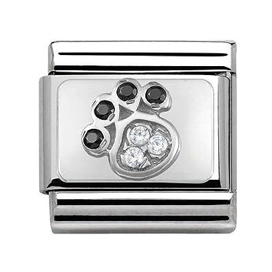 Nomination Unisex Charm 925Silver Multi-Coloured 330304/14 evGlpwJTUg