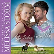 You Belong with Me: Cupid's Bow: The Third Generation, Book 2 | Melissa Storm