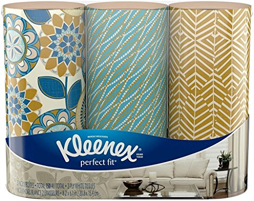 UPC 687748633204, Kleenex Facial Tissues - 50 ct - 3 pk