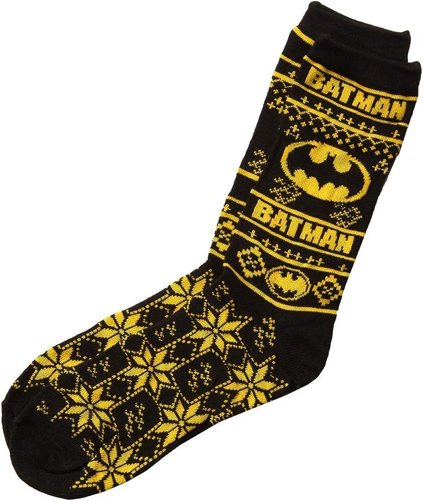 Adults Batman Jogpant /& 2 pack Socks Gift Set Christmas Bargain Deal Gift