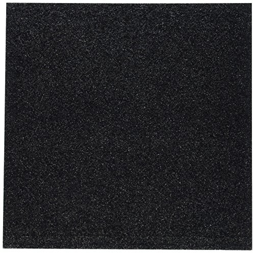 American Crafts 12 x 12 in. Cardstock Duotone Glitter Black (15 sheets)]()