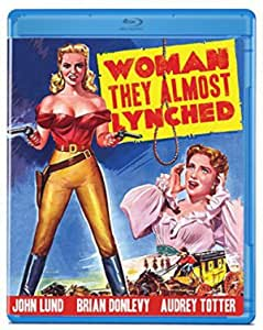 Woman They Almost Lynched [Blu-ray]