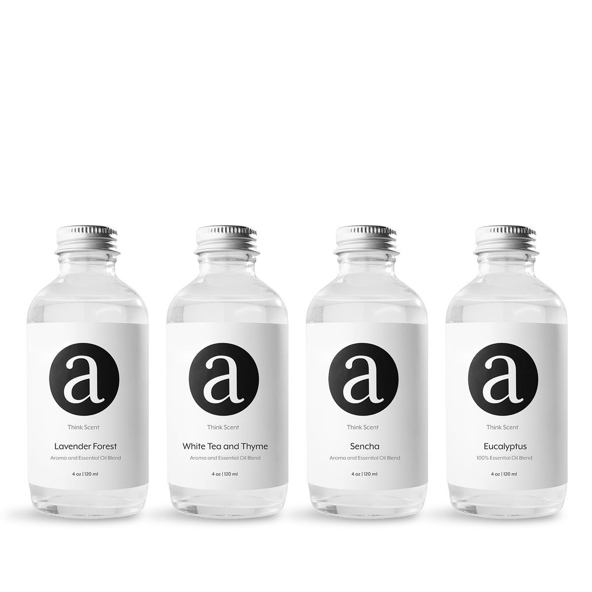 (Relax & Rejuvenate Bundle) Aroma / Fragrance Oil For AromaTech Air Freshener Scent Diffuser (120ml)