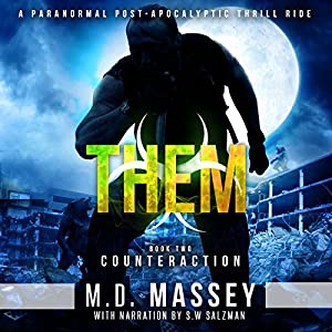 THEM Counteraction Audiobook