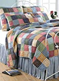 Be-you-tiful Home Caftan Quilt, King, Multicolored