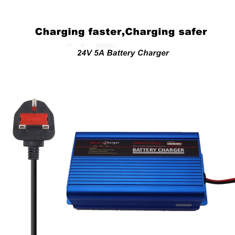 24v 5amp Automatic Battery Charger With Xlr Connector Wiring Diagram Electronics