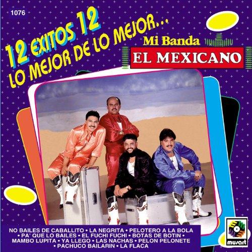 ... 12 Exitos Lo Mejor De Mi Banda.