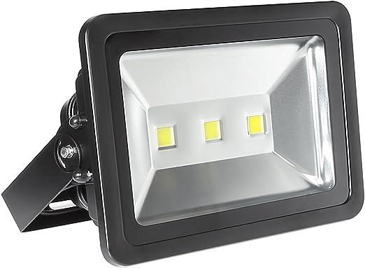 LE Foco proyector LED 150W para exteriores, equivalencia SAP 400W ...