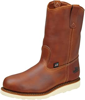 """product image for Thorogood Men's American Heritage 11"""" Wellington, MAXWear Wedge Safety Toe Boot"""