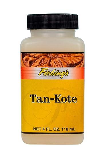 Amazon.com: fiebing s tan-kote 4 oz.: Arte, Manualidades y ...